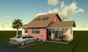 Panchakanya Structural Steel-Home Design